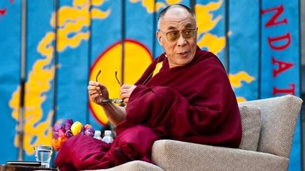 Далай-лама напомнил об опасности для всех жителей Земли