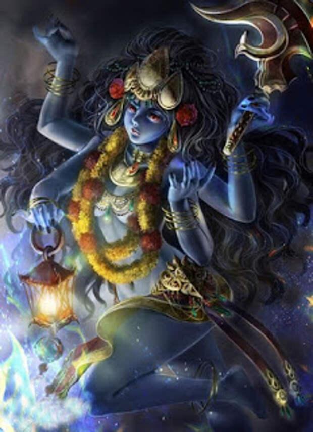 Послание богини Дурги о страхе
