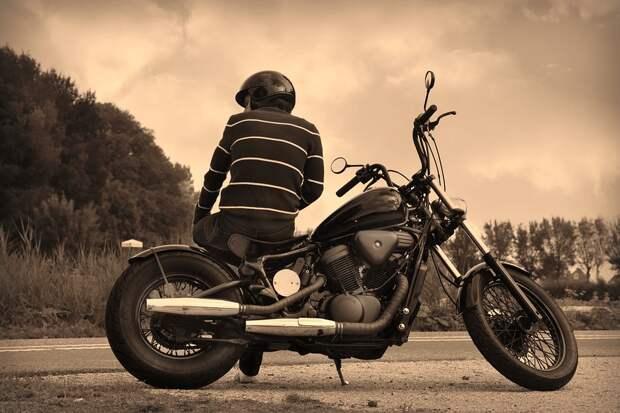 На Алтуфьевском шоссе погиб мотоциклист