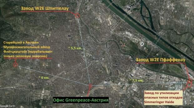 Вопрос к Гринпису, препятствующему мусорной реформе в России
