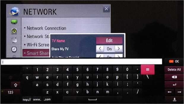 Цветные кнопки могут быть полезны при вводе данных посредством клавиатуры на экране телевизора / Фото: habr.com