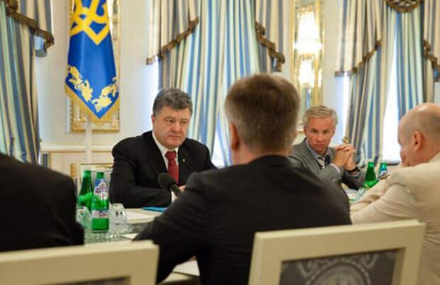 Экстренное заседание СНБО Украины начнется в полдень