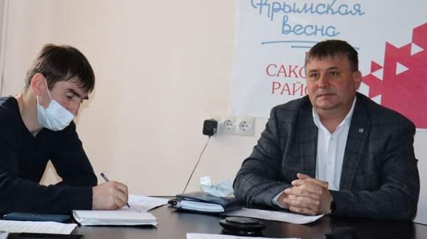 Михаил Слободяник и Евгений Радионов провели совещание с главами администраций сельских поселений в режиме видеоконференцсвязи (ВКС)