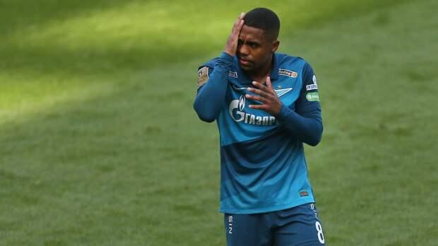 Экс-футболист «Зенита» Угаров назвал трансфер Малкома худшим в истории клуба: «Его вообще нельзя назвать игроком»