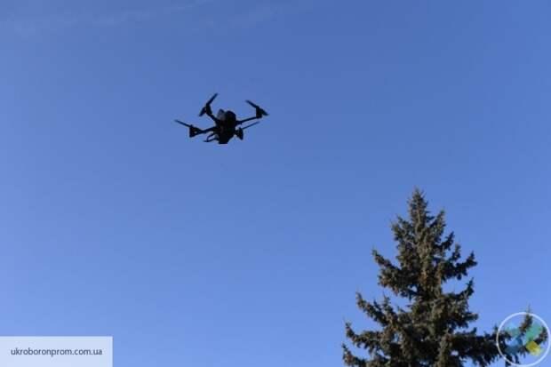 В небе над Донбассом зафиксировали американские беспилотники