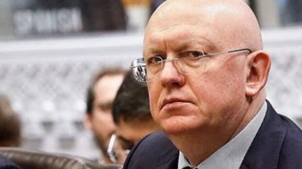 Небензя — Германии и Франции: вы, господа, соучастники творимых Киевом преступлений против Донбасса