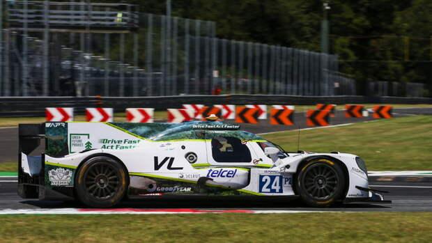 G-Drive Racing неудачно выступила в Монце