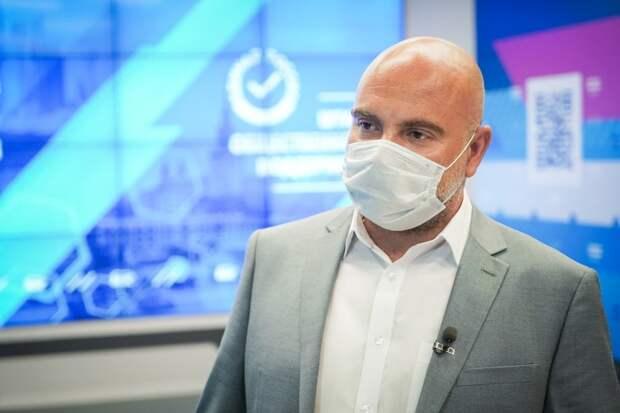 Тимофей Баженов инициировал проведение экспертной площадки по кибербезопасности