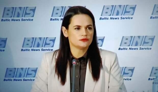 Тихановская пригрозила обнародовать личные данные белорусских силовиков