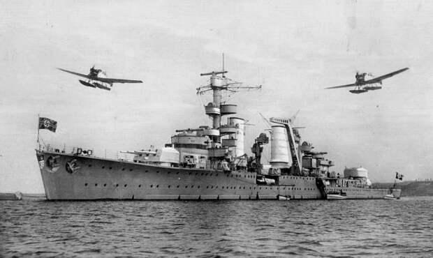 Боевые корабли. Крейсера. «К» - значит «очень плохо»