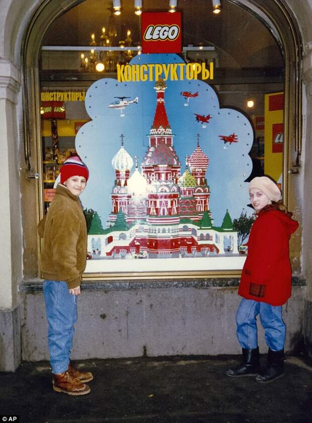 Подросло первое поколение после распада СССР