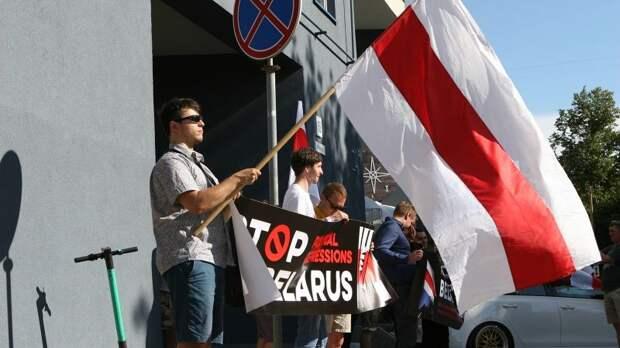 США и ЕС признались в организации протестов своим заявлением по Белоруссии