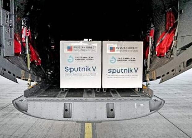 Россия потребовала от Словакии вернуть всю партию «Спутника V»