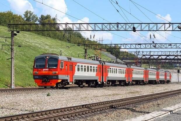 Поезд/ Фото pixabay.com