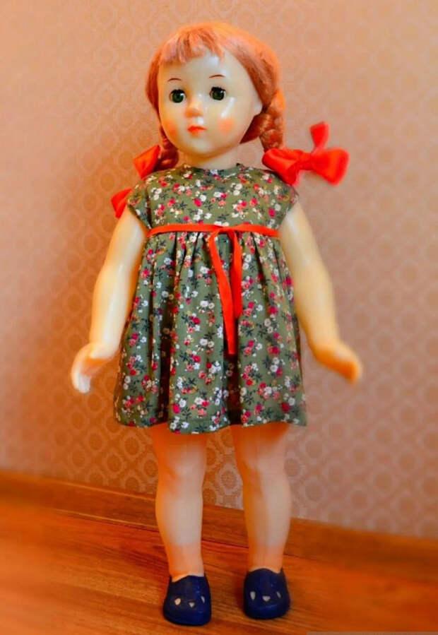 Интересный ляп с куклой Светой из фильма «Гусарская баллада»