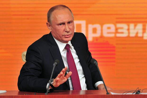 Путин пообещал дальнейшее повышение пенсий в ближайшие годы
