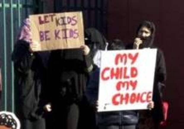 Мусульмане против ЛГБТ