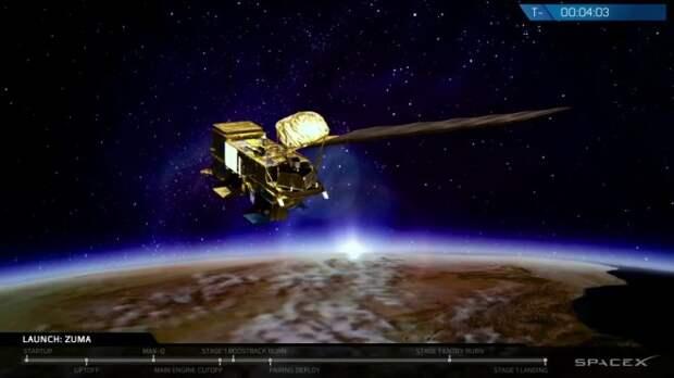 Секретный спутник Пентагона вышел на орбиту благодаря SpaceX: у США появилось космическое оружие