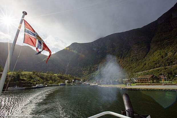 Прелесть норвежских фьордов