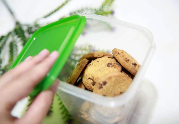 Домашнее печенье. | Фото: wikiHow.