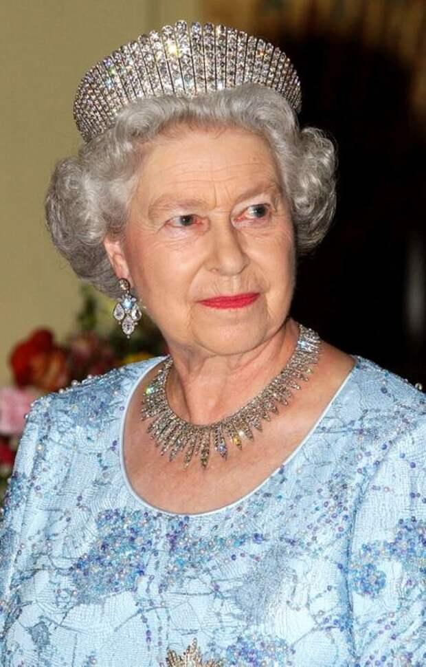 Елизавета II. / Фото: www.jetsetter.ua