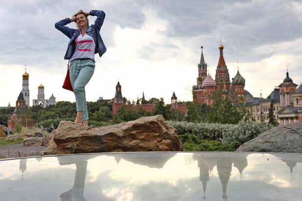 Москва вошла в рейтинг столиц с самым чистым воздухом