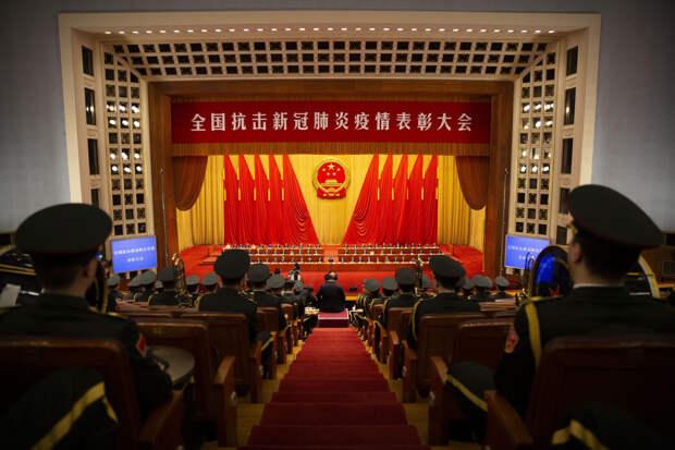 Закон деревянного ведра и Китай. Как не потерпеть поражение в борьбе за власть?
