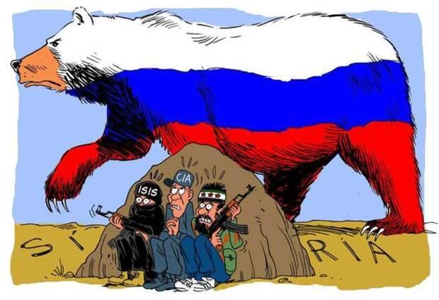 Россия не позволит никому совать лапы в Среднюю Азию