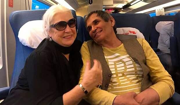 Федосеевой-Шукшиной стало хуже после известия о разводе с Алибасовым