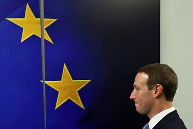 Марк Цукерберг обеднел на 7 миллиардов долларов за день