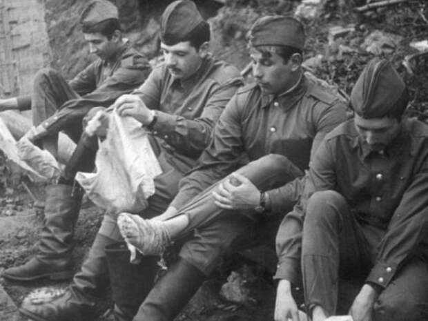 """Советское """"солдатское мыло"""": что оно могло отмыть"""