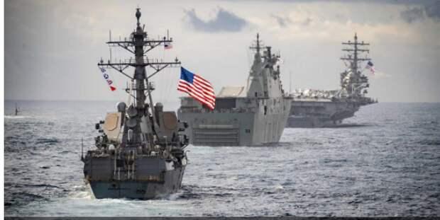 США готовят операцию в Персидском заливе ради удушения иранской экономики. Не пройдет