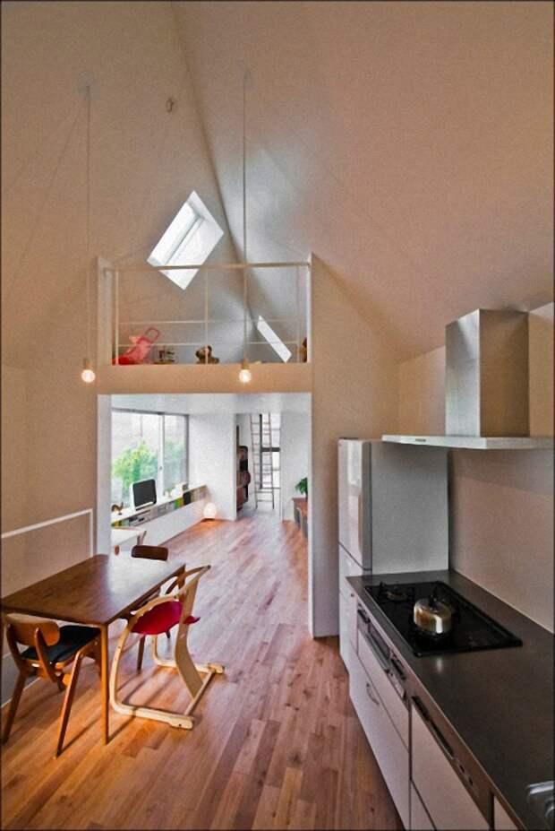 009 tokio Самые маленькие дома в мире