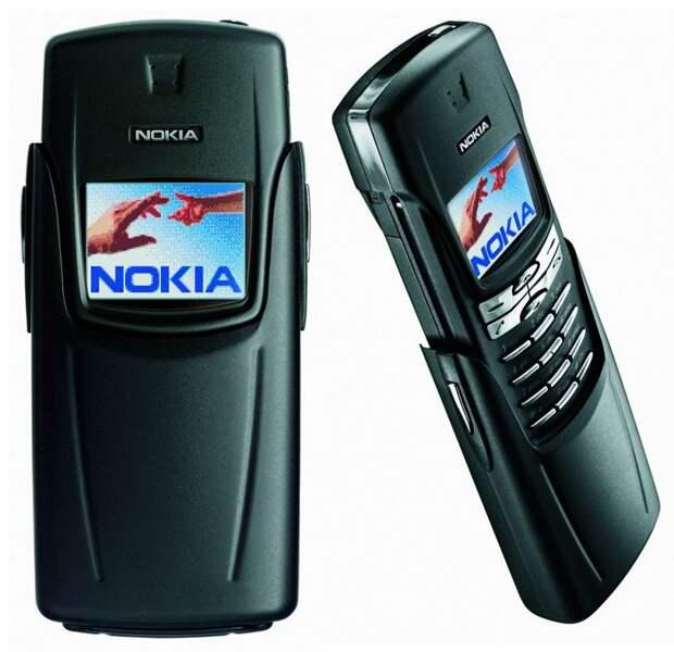 4. Nokia 8910i (2003, $650) история, телефон, факты