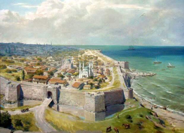 Как русские взяли «кавказский Измаил»