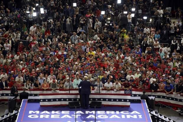 Повторит ли Трамп свою победу 2016 года?