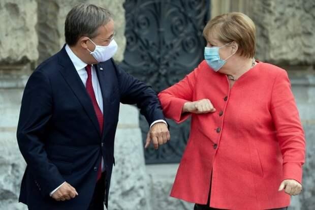 «Хромая утка» Меркель назвала будущего канцлера Германии