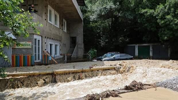 В Ялте отложили подачу водоснабжения