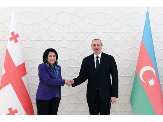 Зурабишвили желает встретиться с Путиным и Эрдоганом