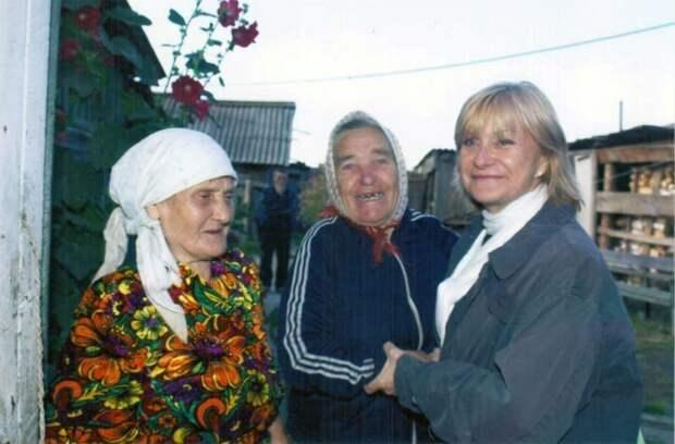 Правнучка Распутина (справа) Лоранс Ио-Соловьефф Распутин, интересное, тайны, факты, фото