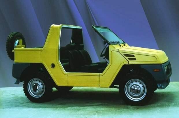 ВАЗ 2121 Бора авто, автодизайн, автомобили, внедорожник, двери, дверь, дизайн, интересные автомобили
