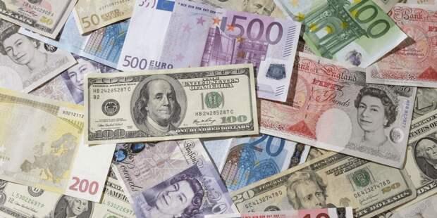 Официальные рыночные курсы инвалют на 22 июля установил Нацбанк Казахстана