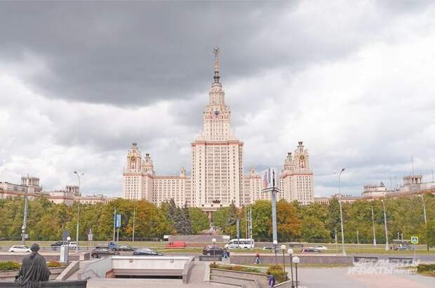 МГУ попал в топ-40 вузов мира по версии Times Higher Education