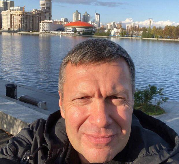 Соловьев приехал в Екатеринбург гонять бесов