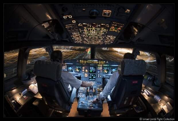 fromcockpit15 25 фотографий, сделанных пилотами из кабин самолетов