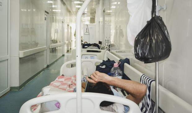 Впервые за 2021год вОмской области нашли больше 100 случаев коронавируса