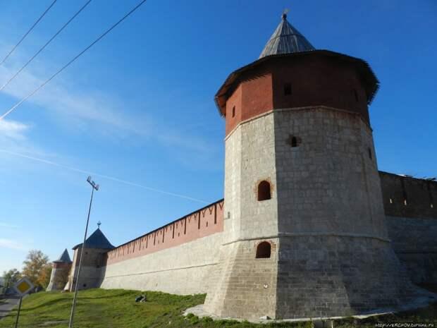 Зарайский Кремль — Мекка для историков и археологов