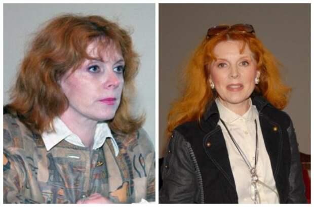 Клара Новикова тогда и сейчас