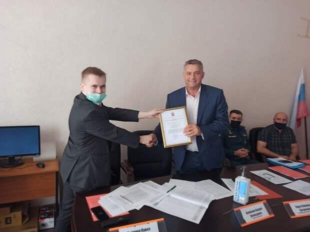 Управа района Отрадное отмечена префектом СВАО за проводимую работу в области профилактики терроризма