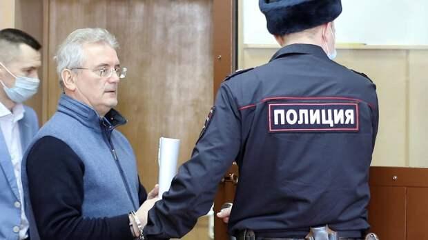 Суд арестовал миллионы и недвижимость экс-губернатора Белозерцева